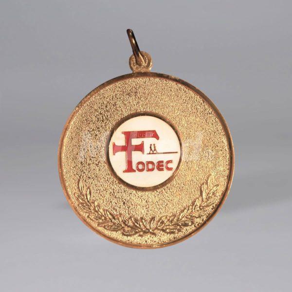 Medalla FODEC