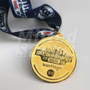 Medalla Global Energy Ideal WINNER