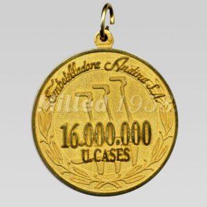Medalla Coca Cola
