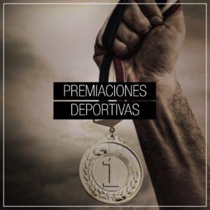 Premiaciones Deportivas